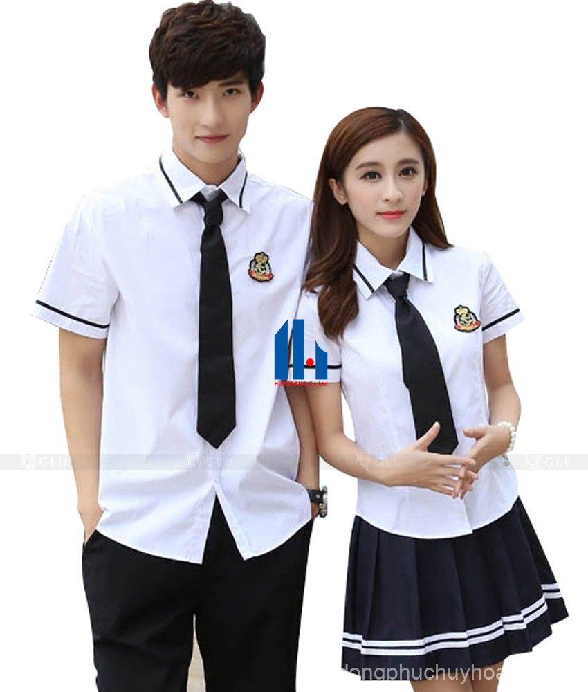 Các mẫu đồng phục trường học ấn tượng