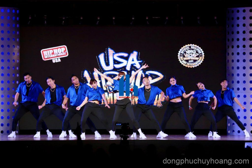 Đồng phục dance đẹp nhất 2020