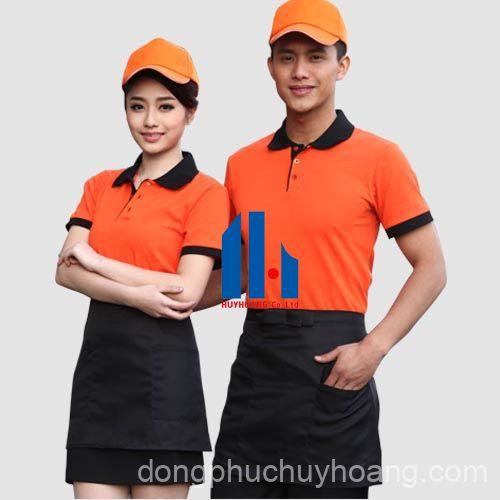 Kinh nghiệm may áo thun đồng phục giá rẻ