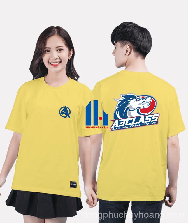 5 lưu ý khi đặt may áo thun đồng phục Hà Nội