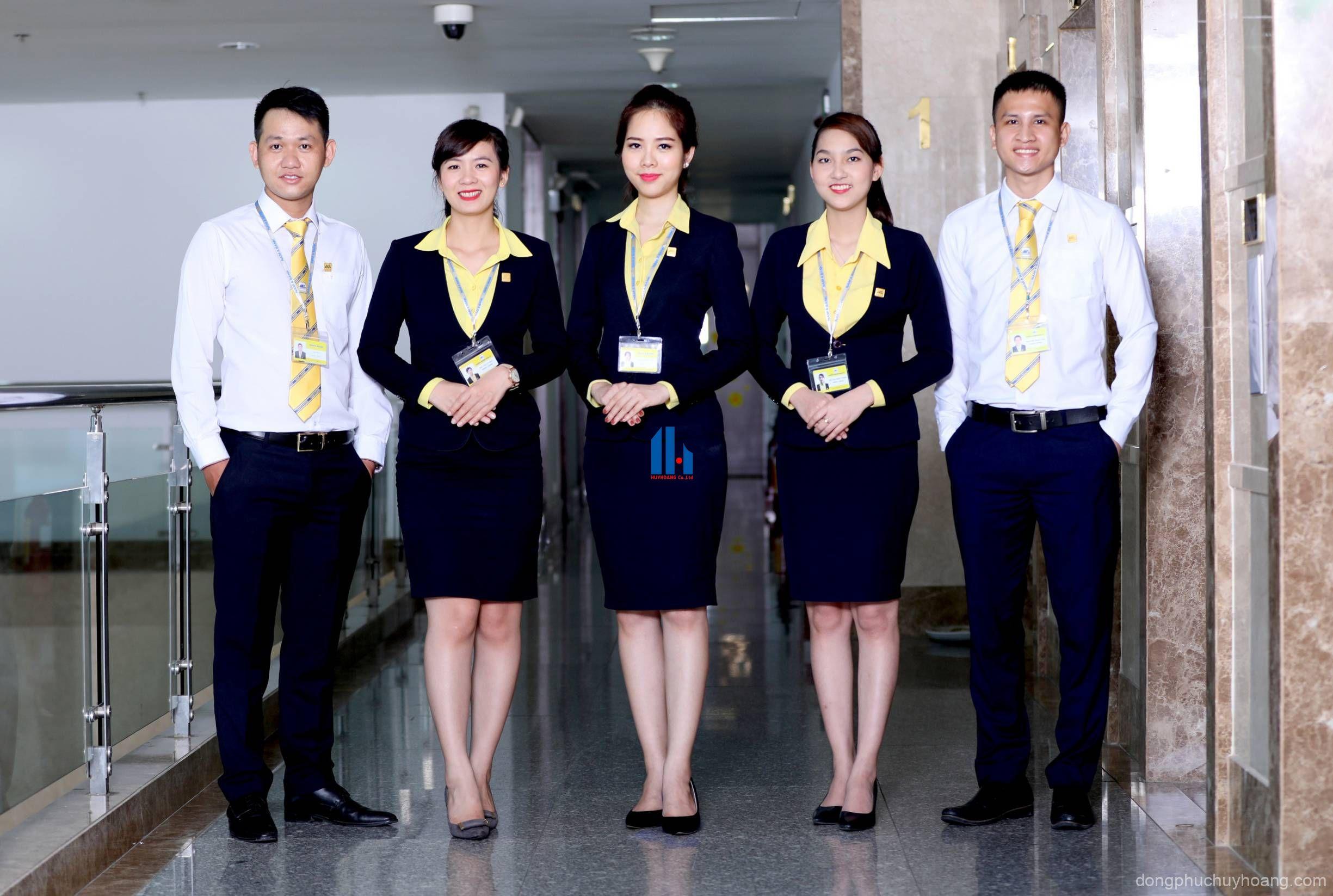 Bí quyết may áo đồng phục công ty tiết kiệm chi phí