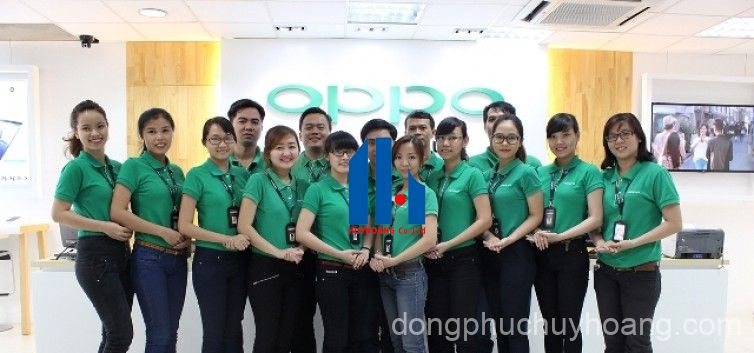 Công ty may đồng phục áo thun đẹp