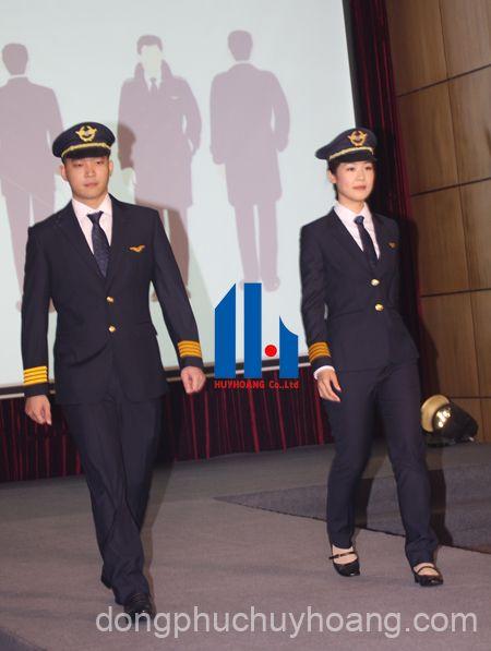 May đồng phục phi công