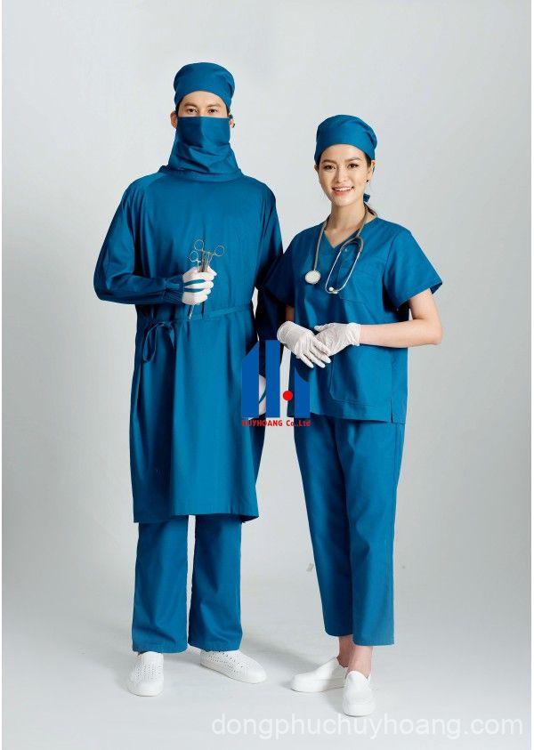 Đồng phục y tế khi phẫu thuật