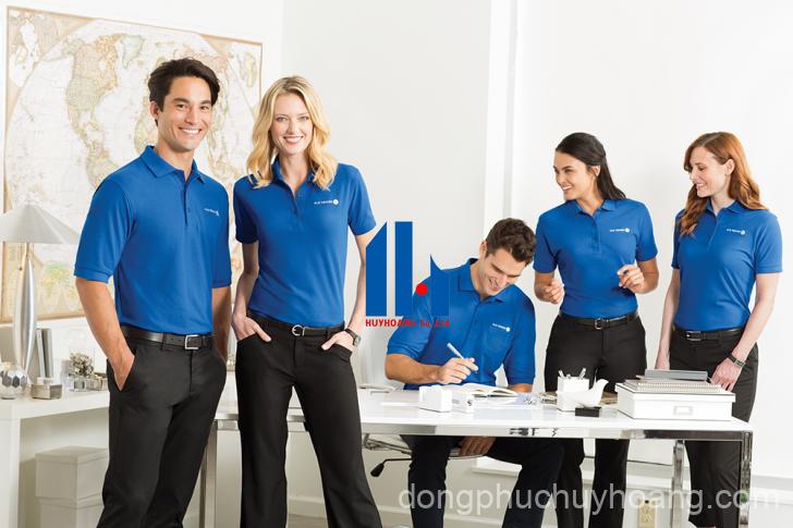 Màu sắc đồng phục công sở phù hợp rất quan trọng