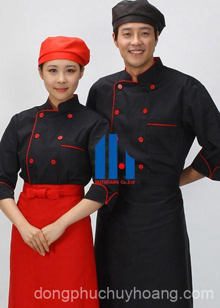 Xu hướng đồng phục bếp tại TPHCM