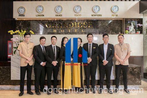 Xu hướng may đồng phục khách sạn tại TPHCM