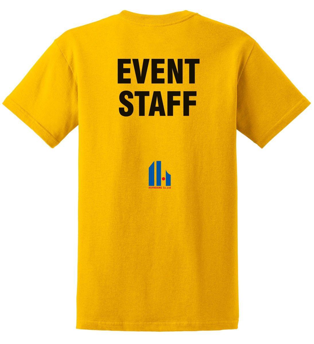 áo phông đồng phục sự kiện