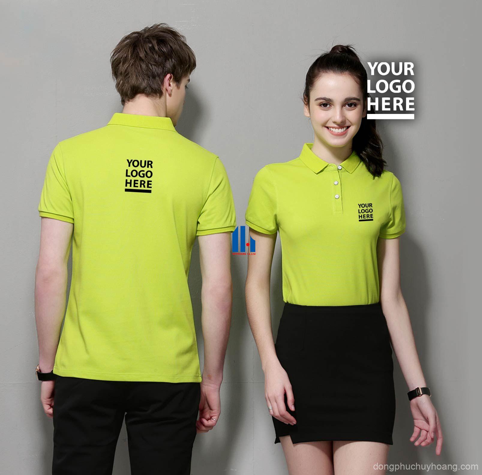 áo phông đồng phục nhóm