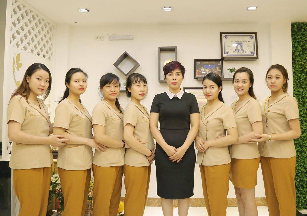 đồng phục công nhân may sẵn
