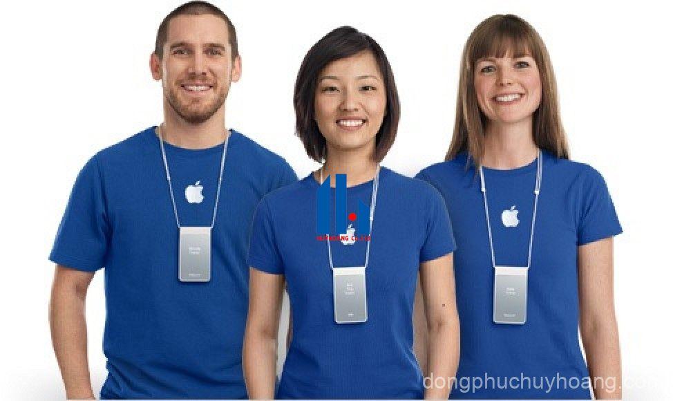 áo thun đồng phục nhân viên bán hàng