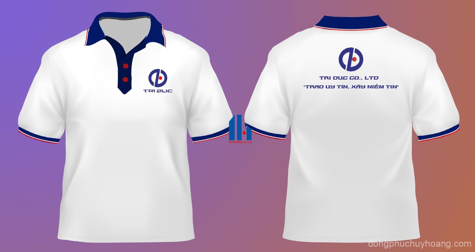 Đồng Phục Huy Hoàng đơn vị may áo thun đồng phục hàng đầu tại TP.HCM