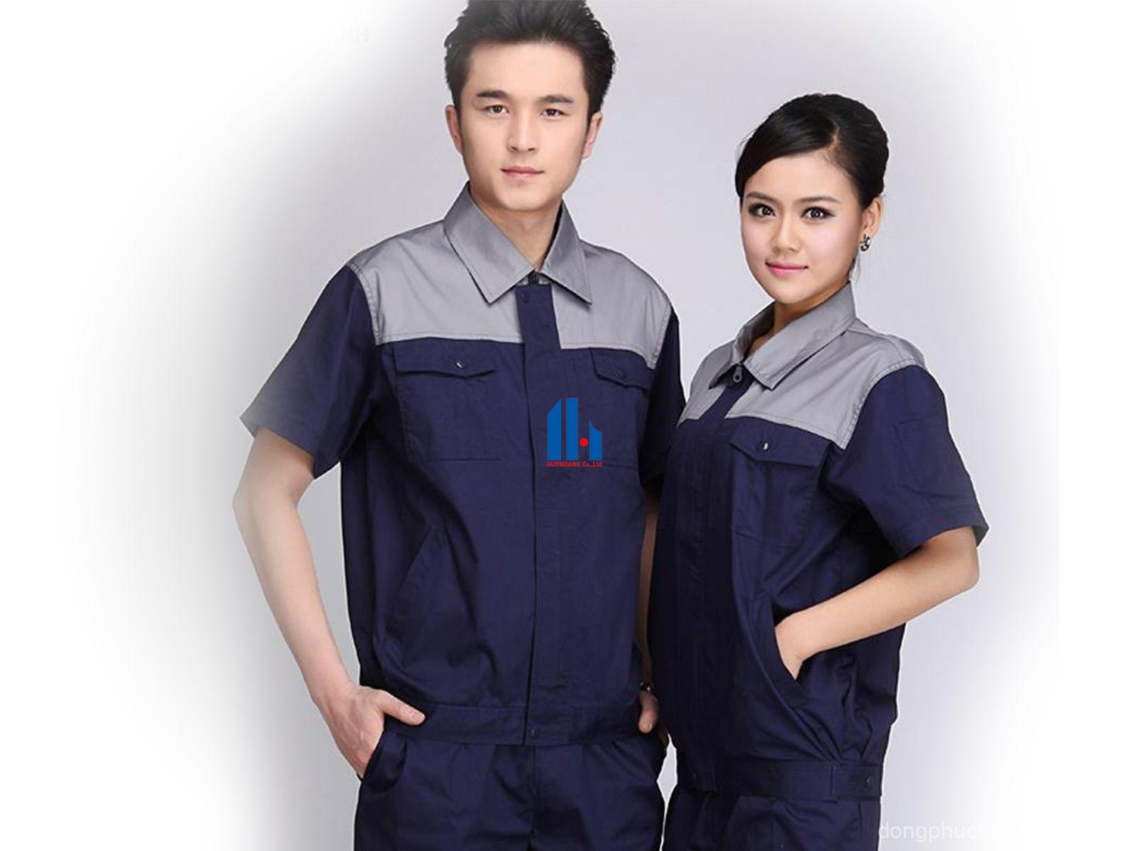 Nên mua đồng phục lao động may sẵn hay đặt may?