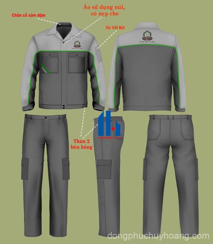 Lựa chọn đồng phục bảo hộ phù hợp theo ngành nghề
