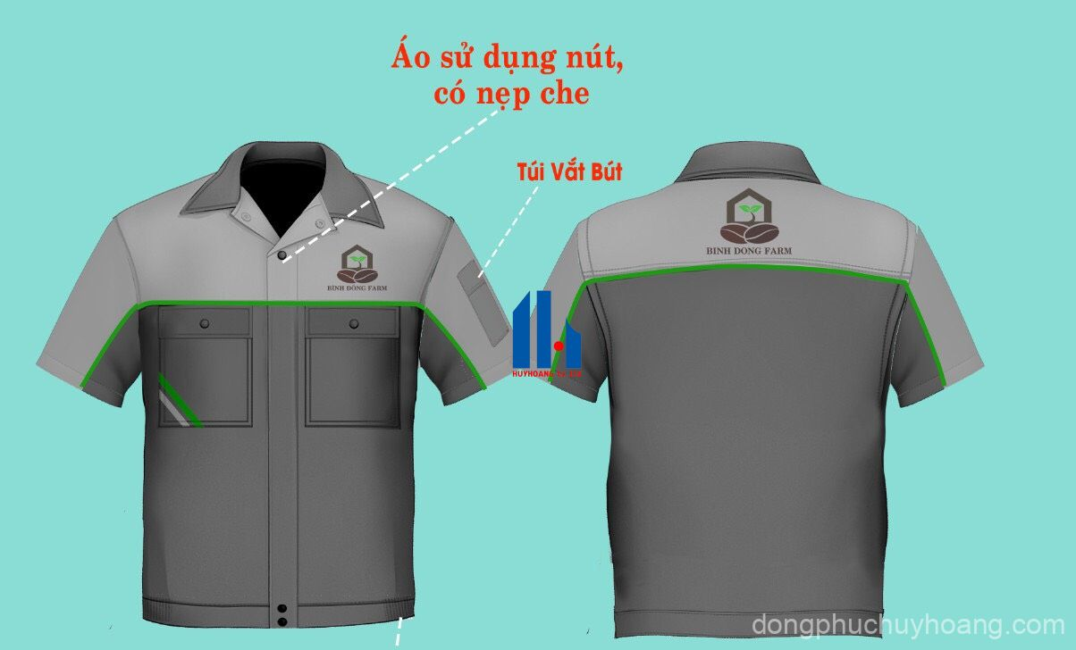 Đồng phục bảo hộ lao động có gì đặc biệt?